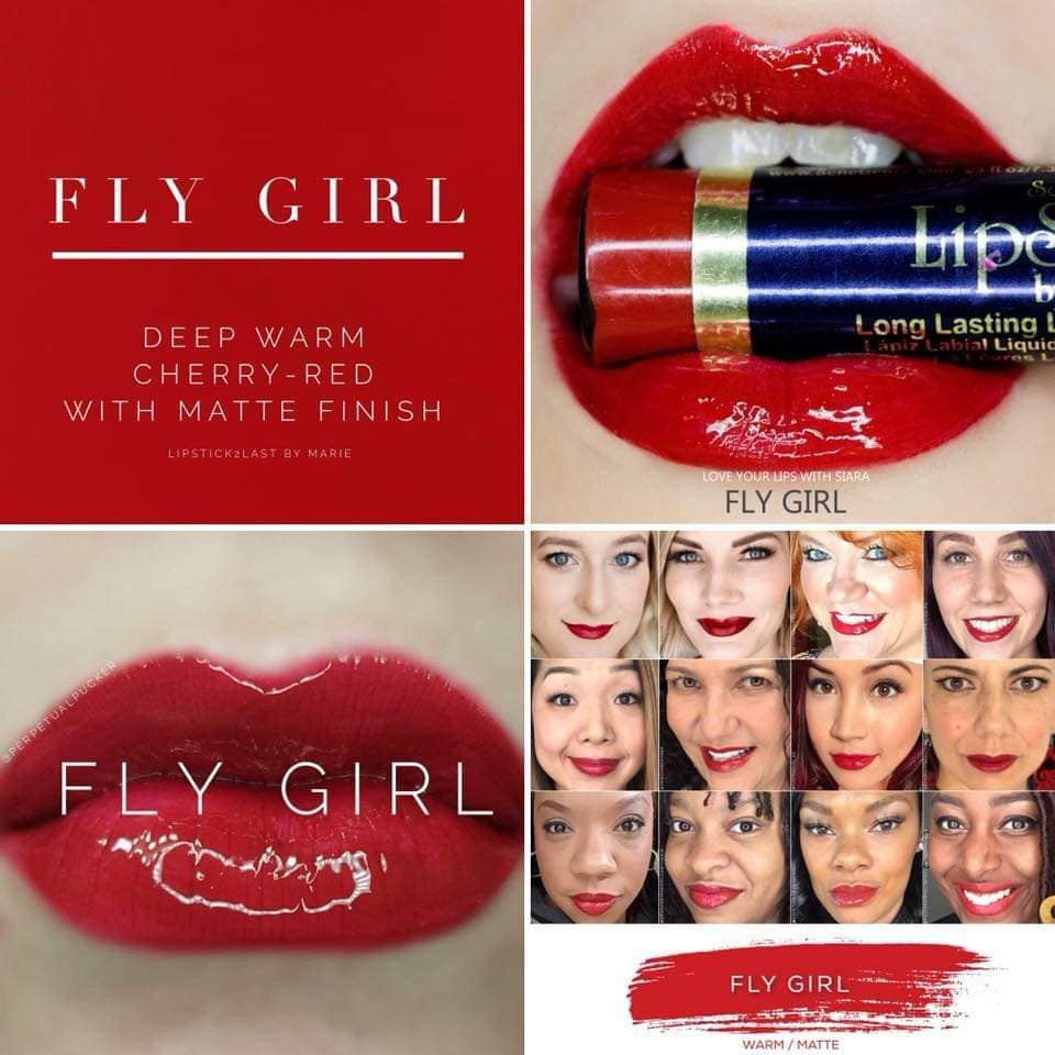 Fly-Girl Lipsense