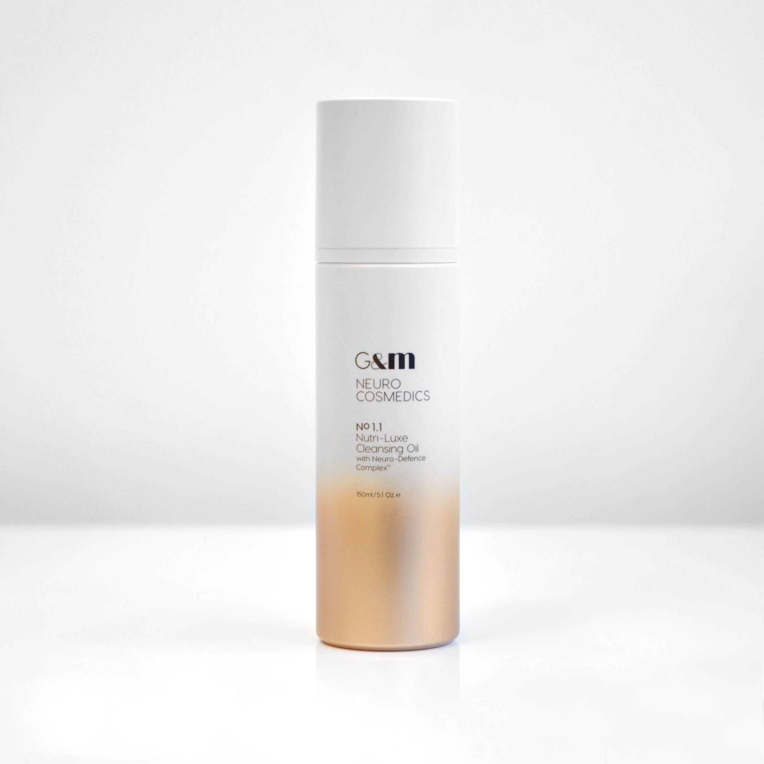 Ginger and Me 1.1 NUTRI-LUXE CLEANSING OIL