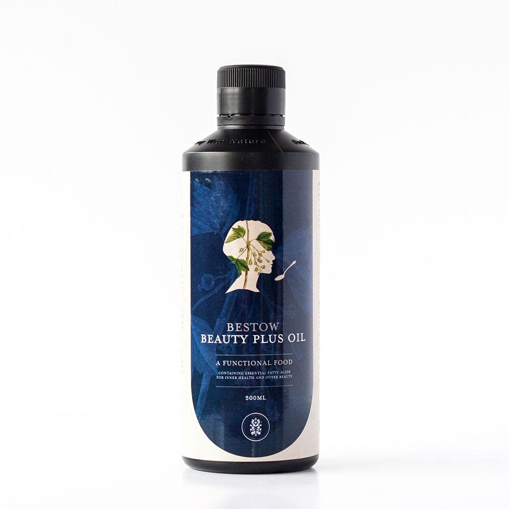 Bestow Beauty Plus Oil 500 mls