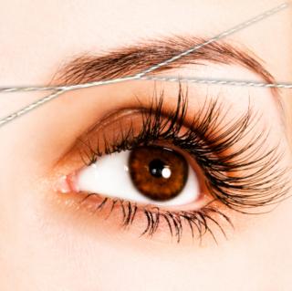 Threading of Eyebrows (3-5 weeks)