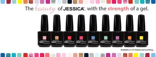 Jessica Geleration Gel Nails