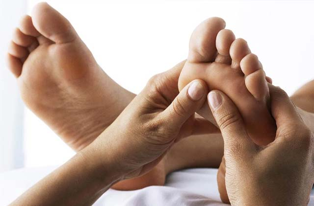 Reflexology Course (6 Treatments)
